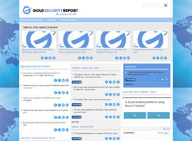 Gold Security Report
