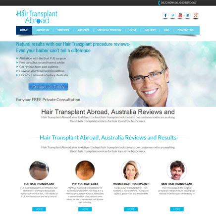 Hair Transplant Abroad