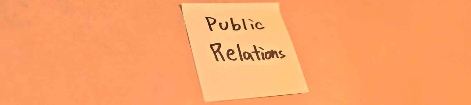 Online Public Relations